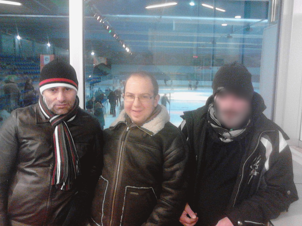 Patinoire 2014